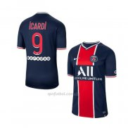 Camiseta Paris Saint-Germain Jugador Icardi Primera 2020-2021
