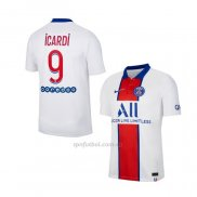 Camiseta Paris Saint-Germain Jugador Icardi Segunda 2020-2021