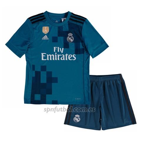 82ad4820ba21c Comprar Camiseta Real Madrid Tercera Nino 2017-2018