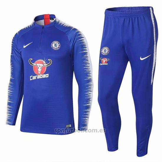 f8028185639d8 Comprar Chandal del Chelsea Nino 2018-2019 Azul